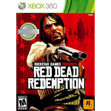 Red Dead Redemption Xbox 360 [Brand New]