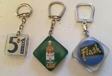 3 porte clés Pastis 51 / Flash ( limonade ) / huile Lesieur