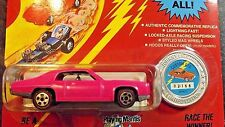 1993 JOHNNY LIGHTNING CUSTOM GTO  PINK COMMEMORATIVE LIMITED EDITION CHALLENGER