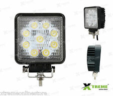 27w 9 Cree LED SQ Fog Off Road DRL Light For TVS Scooty