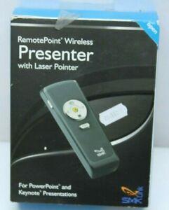 Interlink VP4550 Wireless Presenter with Laser Pointer