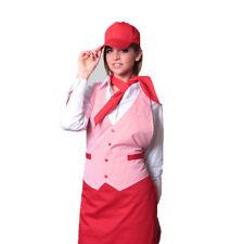 Grembiule paravanti gilet salumiere macellaio alimentari lavoro supermercato bar