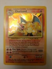 Pokemon Card Charizard 4/102 base set VERY RARE not shadowless or 1st edition