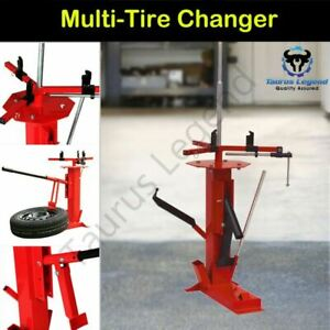 Multi-Tire Changer Heavy Duty Tyre Changing Tool Car ATV Motorbike Motorcycle