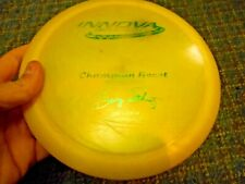 RARE INNOVA PEARLY 1X BS CHAMPION BEAST DISC GOLF DRIVER PFN PATENT 175 OLD MOLD