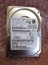 Dell Fujitsu MAY 36GB 10K 3Gbps SFF SAS Hard Drive MAY2036RC G8762