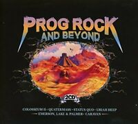 Prog Rock And Beyond [CD]