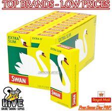 Swan Extra Slim Filter Tips - Full box of 20 packs