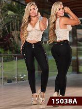 Butt Lift Colombian Design, Skinny Jeans Size 8