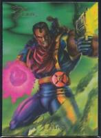 1994 Flair Marvel Annual Trading Card #143 Bishop