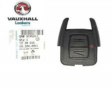 Genuine Vauxhall Astra G Key Fob 2 Button Cover 9195343 1998-2004