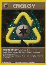 Recycle Energy - Holo Rare NM Promo Pokemon