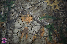 Realtree Xtra 3D Leaf Cut Cotton Poly Twill Camo Camouflage Fabric