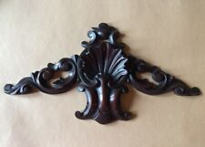 More details for antique mahogany piece of carving, from victorian furniture