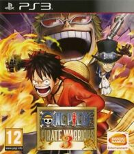 One Piece Pirate Warriors 3 Playstation 3 PS3 **FREE UK POSTAGE**