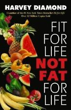 Fit for Life: Not Fat for Life, Diamond, Harvey, 0757301134, Book, Acceptable