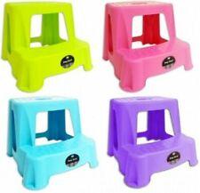 Kinder Tritt Stuhl Toilette Training Zwei Tritthocker Badezimmer Küche Hocker