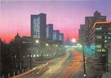BR12944 a view of Arbat Square and kalinin Prospekt Moscow  russia