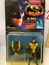 "1990 Vintage Kenner The Dark Knight Collection ""Tec-Shield"" BATMAN (new)"
