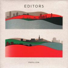"EDITORS, PAPILLON, 7"" SINGLE VINYL, EUROPE 2009 (NEW)"