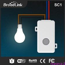 BroadLink SC1 Smart Wireless Interruttore di luce Telecomando telefono 433 MHz
