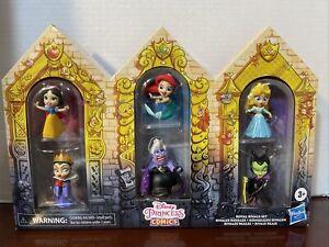 Disney Princess Comic Royal Rivals Set of 6