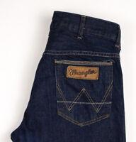 Wrangler Hommes Ben Slim Jeans Jambe Droite Taille W30 L26 ARZ1486