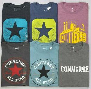 Men's Converse Cotton/Polyester T-Shirt