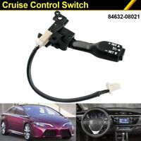 Cruise Control Switch 84632-08021 for Toyota Tacoma & Hilux Camry Corolla Matrix
