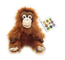 Flat Friends Orangutan hand puppet