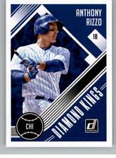 2018 Donruss Baseball Cards Pick From List 1-250