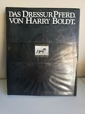 Das Dressur Pferd Von Harry Boldt German Edition Hardcover