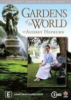 Gardens of the World: With Audrey Hepburn - DVD Region 4 Free Shipping!