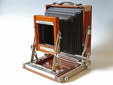 DEARDORFF 4x5 SPECIAL Wood Large Format View Camera Nice Worldwide Shipping