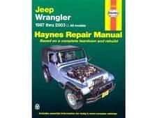 Jeep Wrangler YJ TJ JK Reperaturanleitung Handbuch Reperatur Reperaturanleitung
