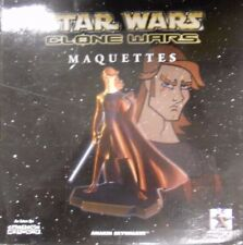 Star Wars Gentle Giant Clone Wars Anakin Skywalker Limited Ed Maquette Statue