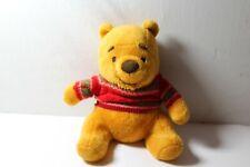 Pooh Bear Plush with Sweater Winnie the Pooh