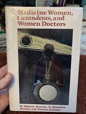 Medicine Women, Curanderas And Women Doctors By Perrone, New Unwrapped Copy