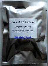 Black Ant/Polyrhachis Vicina 20:1 Extract Powder, 500 grams, 1.5% formic acid