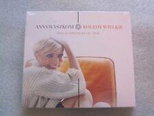 Anna Wyszkoni - Kolędy Wielkie - Edycja specjalna CD+DVD - SEALED NEW !!!!!!
