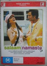 SALAAM NAMSTE  BOLLYWOOD MOVIE (2005) DVD MADE IN AUSTRALIA NEW FACTORY SEALED