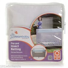 DreamBaby Stroller Pram Bassinet PortaCot Mosquito Insect Net Netting Dream Baby
