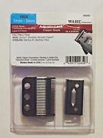 WAHL 3 HOLE PROFESSIONAL BLADES FITS DESIGNER, SENIOR,STERLING 4, VACUUM, #1005