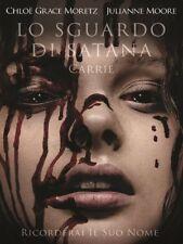LO SGUARDO DI SATANA - CARRIE (DVD) NUOVO, ITALIANO, ORIGINALE