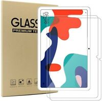 2 x HD Tempered Glass Screen Protector for Huawei MatePad 10.4 inch 2020 Tablet