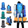 80L Waterproof Outdoor Travel Large Rucksack Camping Hiking Backpack Sport Bag