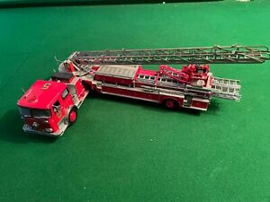 Franklin MINT B11WT77 1965 Seagrave Fire Engine 1:32