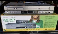 New listing Go Video Dv3140 Dvd Vcr Player Unit With Original Box
