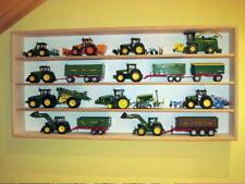 VitrinenSchmidt® 083 Vitrine für Traktor Landmaschine Baufahrzeuge 1:32