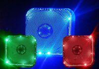 STERN Pinball RGB LED Speaker Light Mod - Indiana Jones, Batman 2008, CSI, 24